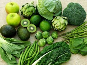 chế độ ăn cho người tăng axit uric