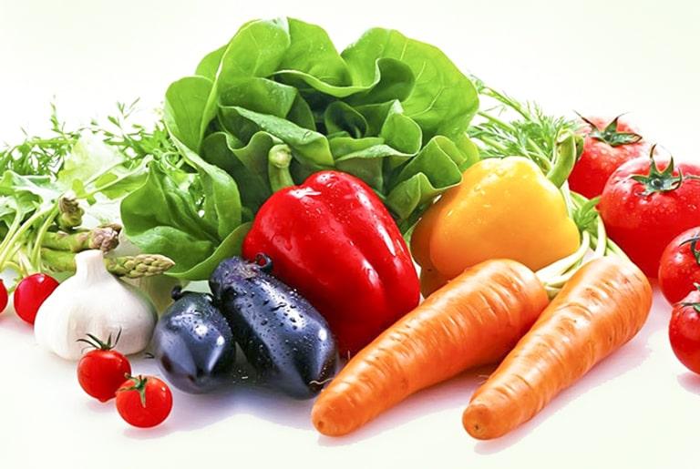 Chế độ ăn uống hợp lý giúp mụn nhọt ở mông nhanh chóng lành