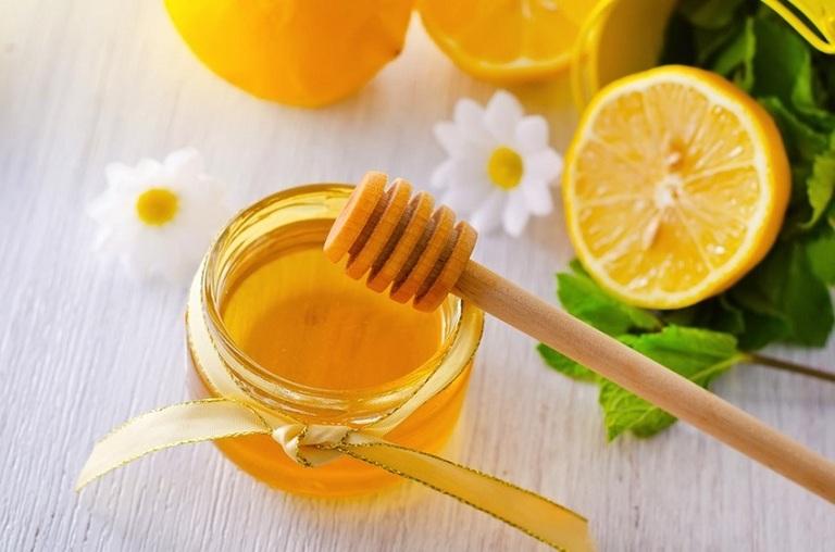 Chữa mất ngủ bằng mật ong, chanh và bạc hà