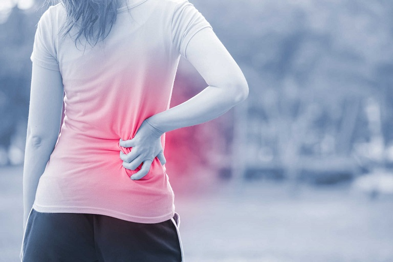 Bệnh thoát vị đĩa đệm gây đau nhức