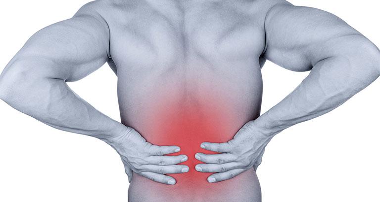 tại sao bị đau lưng dưới