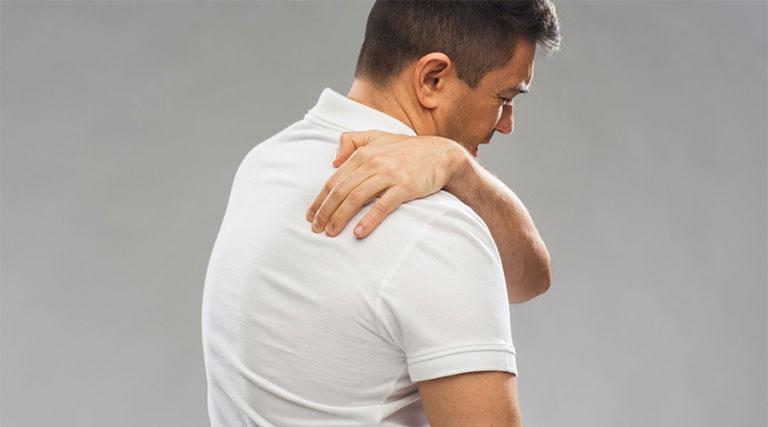 các vị trí đau trên lưng