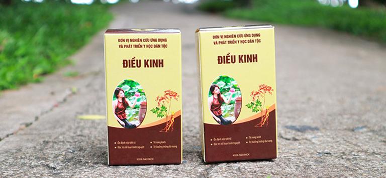 Thuốc đặt Điều Kinh Bà Kiều là sản phẩm thuốc Đông y dành cho phụ nữ khá nổi tiếng.