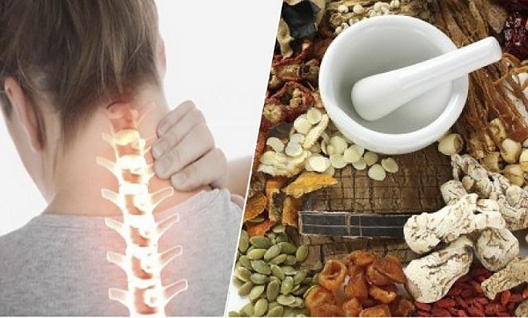Các bài thuốc Đông y có tác dụng thông kinh hoạt lạc, bồi bổ khí huyết, cung cấp dinh dưỡng cho khớp