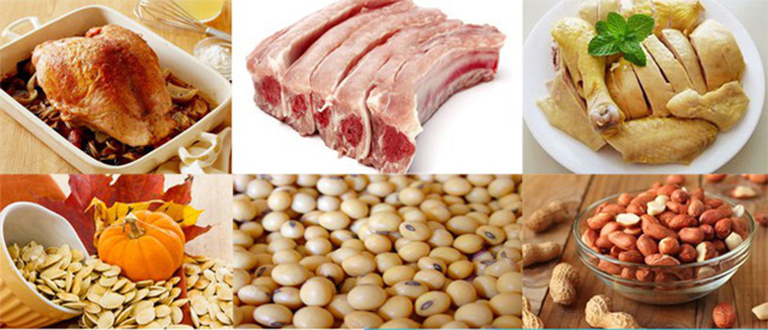 Thực phẩm giàu arginine thúc đẩy sự phát triển của virus gây ra bệnh giời leo