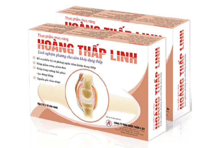 Hoàng Thấp Linh là dược phẩm Đông y có tác dụng hỗ trợ kiểm soát bệnh