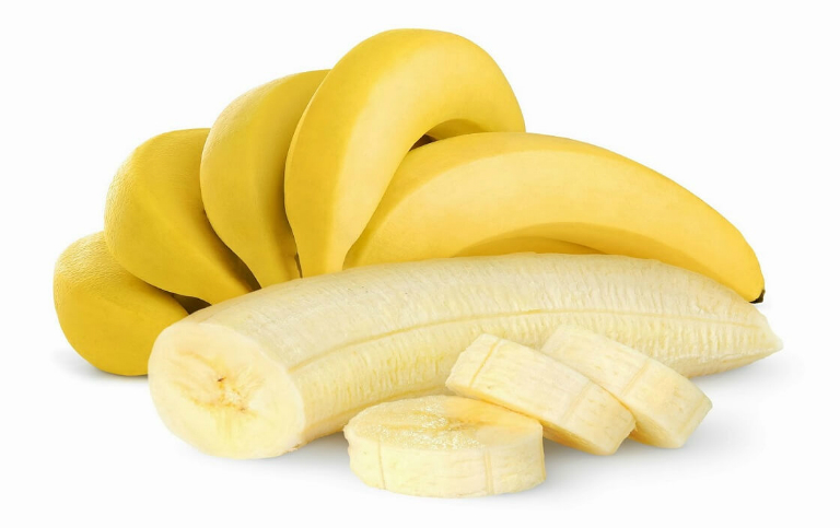 Chuối là thứ trái cây giúp hỗ trợ điều trị chứng táo bón.