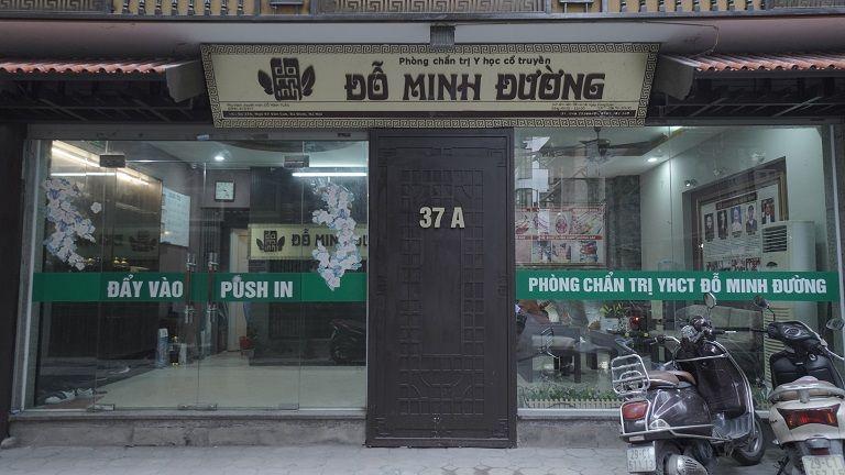 Nhà thuốc nam gia truyền Đỗ Minh Đường được nhiều người tin tưởng lựa chọn thăm khám