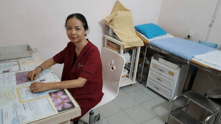 Phòng khám của bác sĩ Anh Thư là một trong những phòng khám phụ khoa đà nẵng uy tín