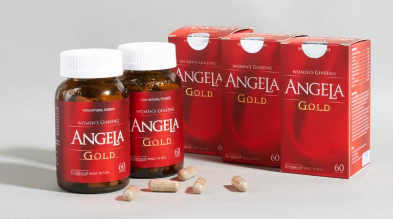 Sâm Angela Gold là thực phẩm chức năng dành cho phụ nữ. Sản phẩm có công dụng cải thiện các vấn đề về sức khỏe và tâm sinh lý ở nữ giới.