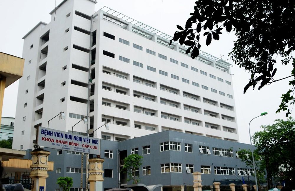siêu âm tràn dịch khớp gối tại bệnh viện Việt Đức