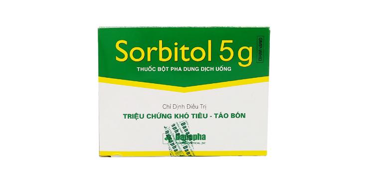 Sorbitol cũng là một trong những loại thuốc chữa táo bón tốt nhất hiện nay.