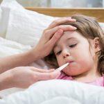 Ở thời kỳ cuối của giai đoạn ủ bệnh, người bệnh thường có cảm giác thân nhiệt tăng cao, mệt mỏi, chán ăn