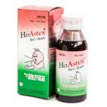 Thuốc Astex là thuốc để điều trị ho ở trẻ nhỏ, trẻ sơ sinh.