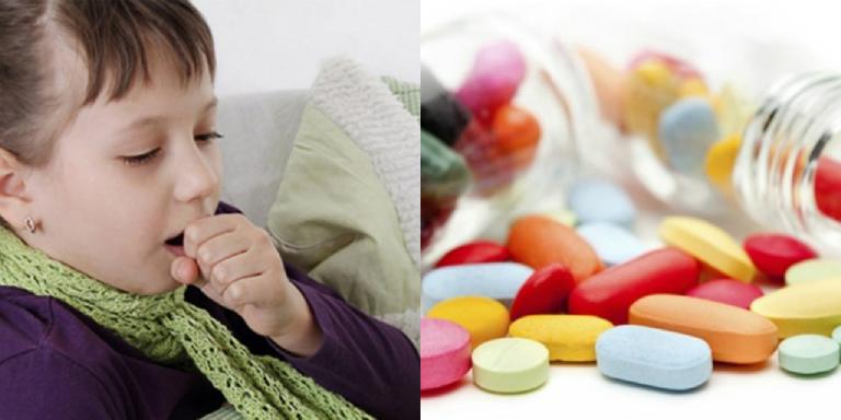Thuốc kháng sinh trị ho ở trẻ em cũng có rất nhiều loại