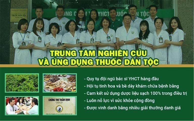 Trung tâm nghiên cứu và ứng dụng thuốc dân tộc Việt Nam