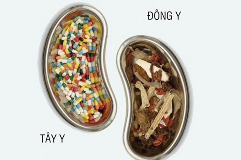 Điều trị bằng các bài thuốc Đông y có những ưu điểm vượt trội so với Tây y