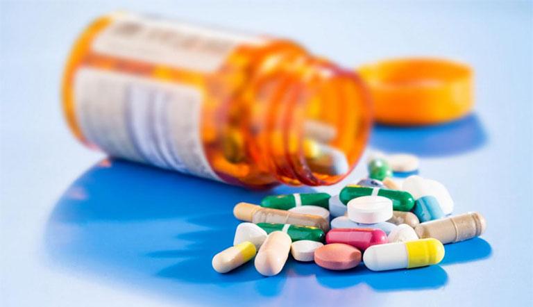 Điều trị viêm gân khớp gối bằng thuốc