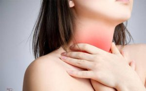viêm họng mãn tính quá phát là tình trạng niêm mạc họng đỏ và dày lên