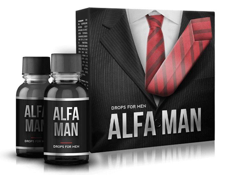 Thuốc cường dương Alfa Man là sản phẩm giúp tăng cường và cải thiện chức năng sinh lý ở nam giới