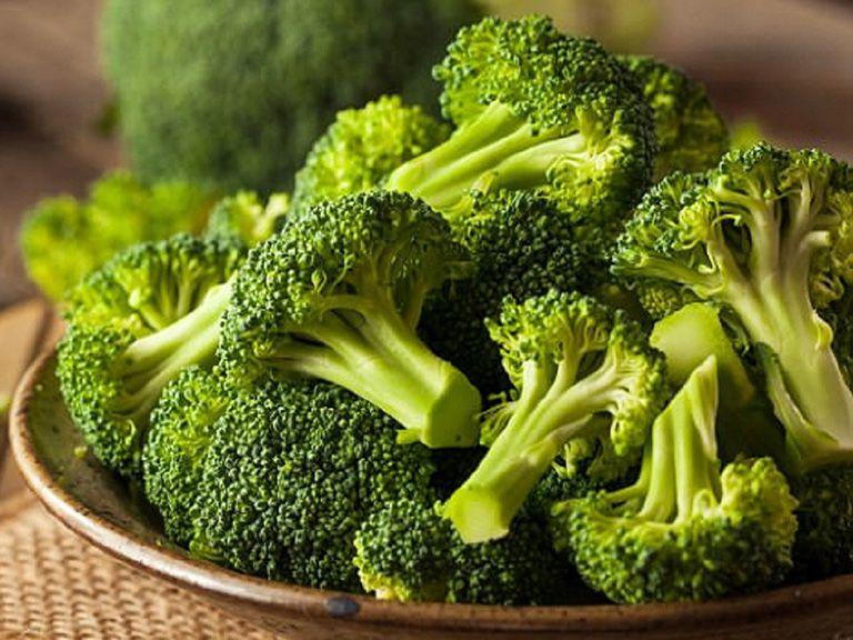muốn tinh trùng khỏe nên ăn bông cải xanh