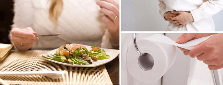 Ăn vào đau bụng đi ngoài là bệnh gì?