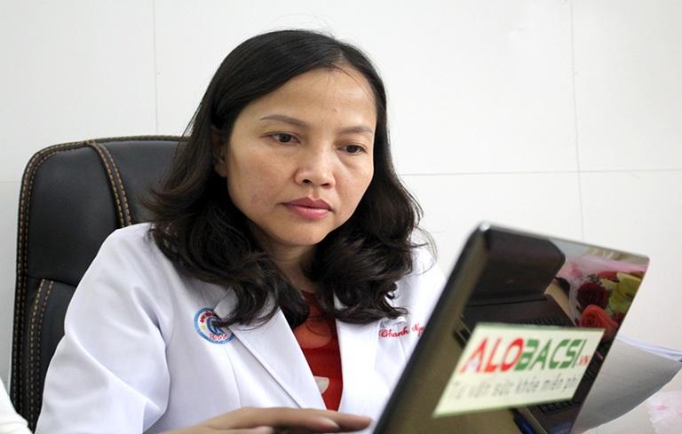 Bác sĩ CKI Cao Thanh Ngọc
