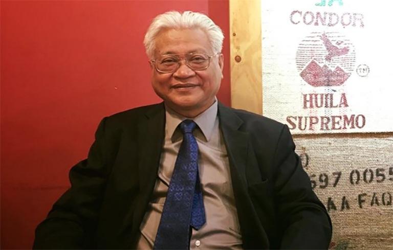 Phó giáo sư - Tiến sĩ Võ Văn Thành