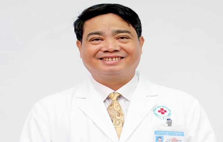 Bác sĩ CKII Trần Văn Dương