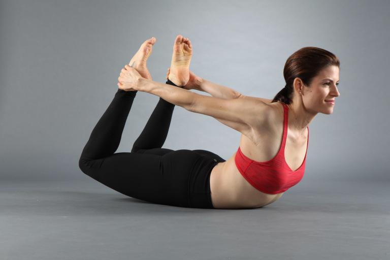 Mẹo chữa đầy hơi chướng bụng bằng bài tập yoga