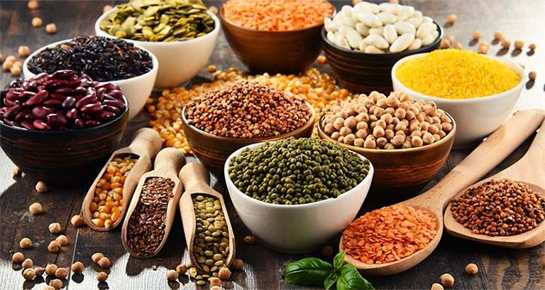 Sử dụng ngũ cốc giúp tăng cường hệ miễn dịch, có khả năng chống lại các yếu tố gây hại cho cơ thể
