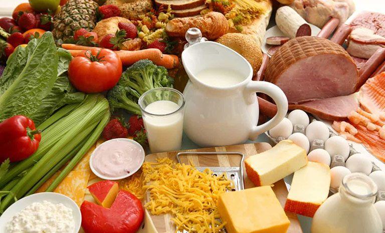 bệnh loãng xương nên ăn gì