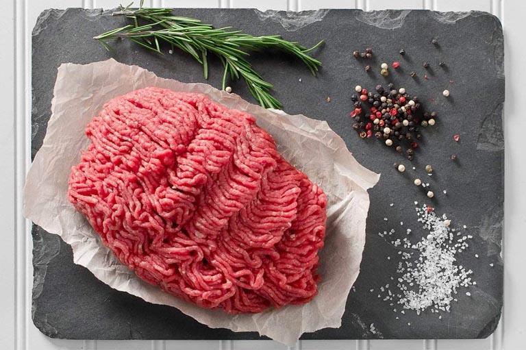 bị tiêu chảy có nên ăn thịt bò