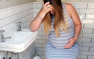 bị trĩ khi mang thai 3 tháng cuối