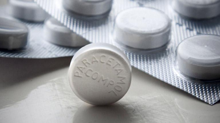 viêm tai giữa nên uống thuốc gì