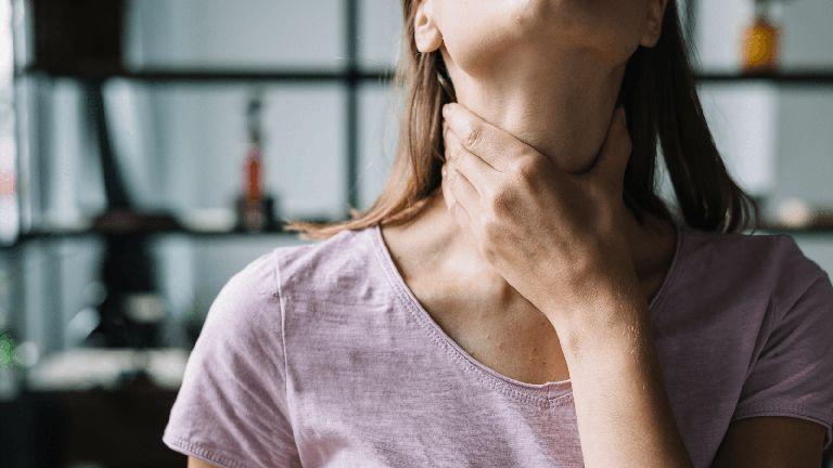 biến chứng của viêm amidan