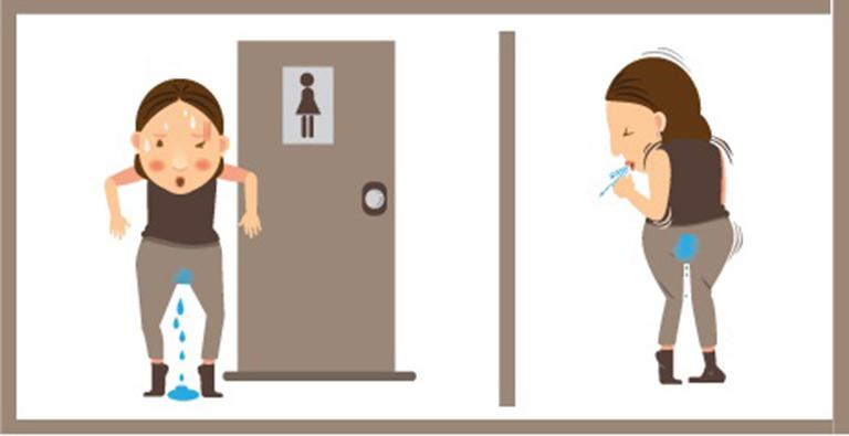 Tiểu không tự chủ xảy ra thường xuyên gây ảnh hưởng lớn đến chất lượng cuộc sống của người bệnh