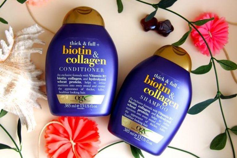 Dầu gội điều trị rụng tóc Biotin Collagen được nhiều người tin dùng và đánh giá hiệu quả cao