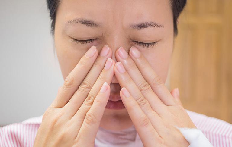 các bệnh về mũi