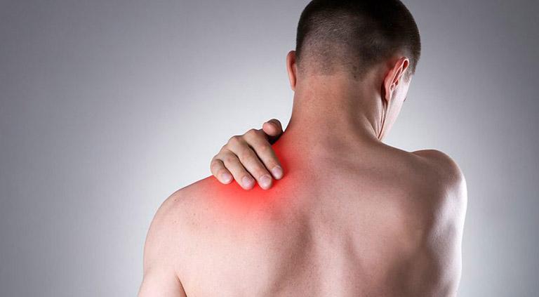 cách chữa đau nhức bả vai