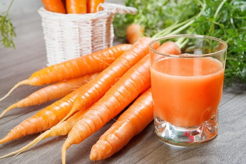cách chữa tiêu chảy bằng cà rốt