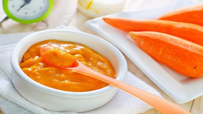 cách làm nước ép cà rốt chữa tiêu chảy