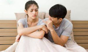 Đàn ông ham muốn quá cao dễ ảnh hưởng đến sức khỏe và khiến tình cảm có nguy cơ rạn nứt