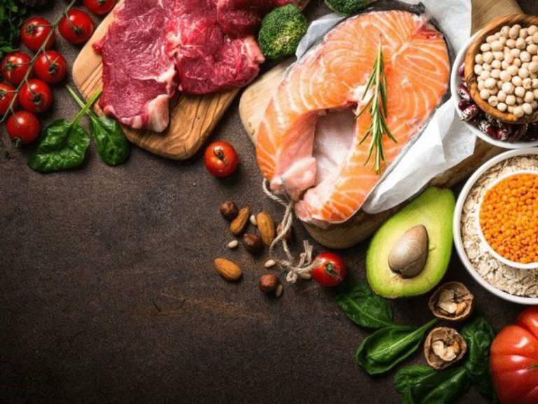 Thực phẩm là yếu tố ảnh hưởng trực tiếp đến chỉ số đường huyết
