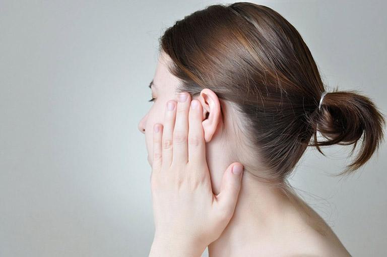 chữa viêm tai giữa bằng đông y