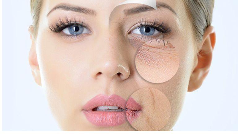 Da khô ráp là tình trạng thường gặp, có thể xuất phát từ nhiều nguyên nhân