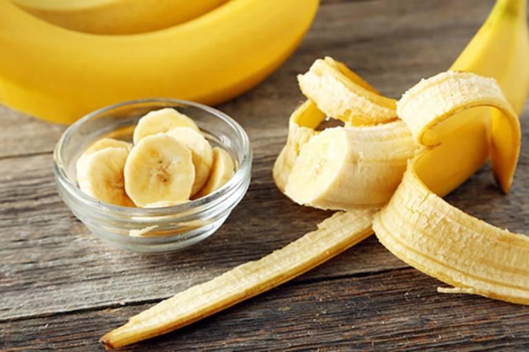 Chuối là thực phẩm rất tốt cho người bị đau bụng đi ngoài