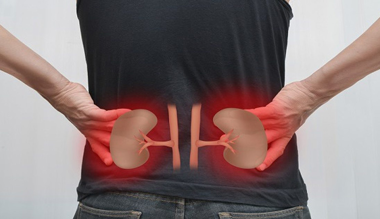đau bụng dưới bên trái