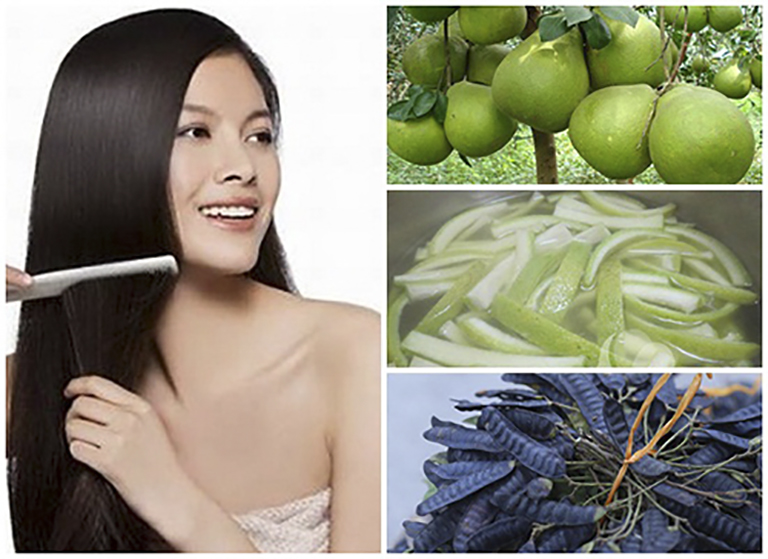 Điều trị rụng tóc bằng phương pháp dân gian rất đơn giản, an toàn và hiệu quả