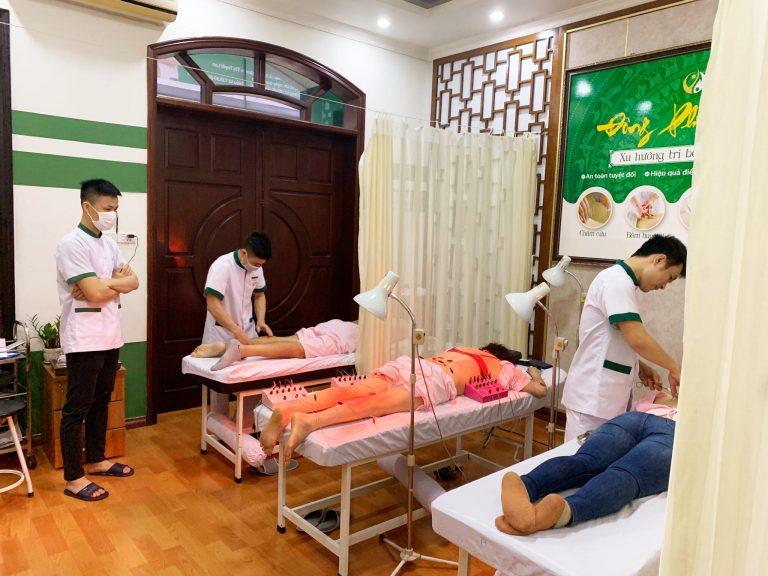 Hệ thống phòng trị liệu tại Đông phương Y pháp